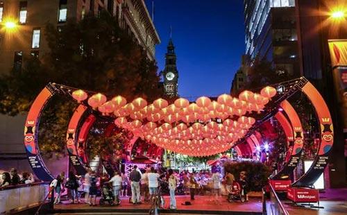 中国新年灯会_重庆中国青年旅行社
