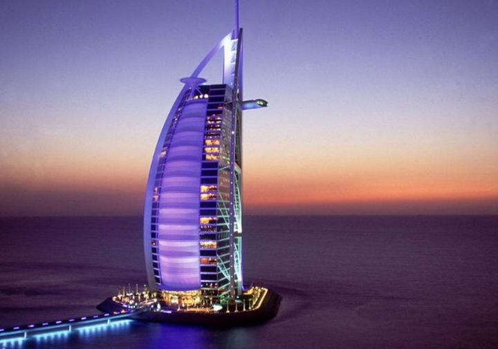 迪拜一地旅游线路旅游