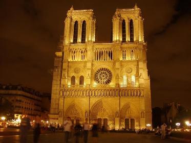 经典系列法意瑞3国9天(巴黎圣母院、蒙马