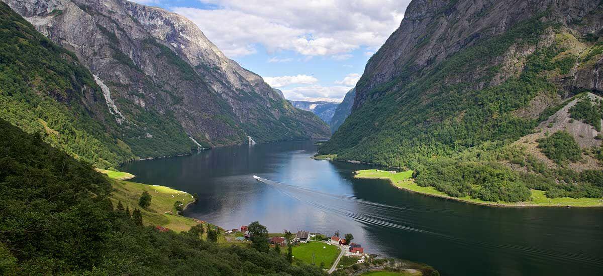 瑞典 丹麦 挪威 芬兰8晚10日游 (国航+直